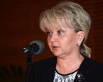 Mrs Višnja Tafra, Deputy Defence Minister of the Republic of Croatia
